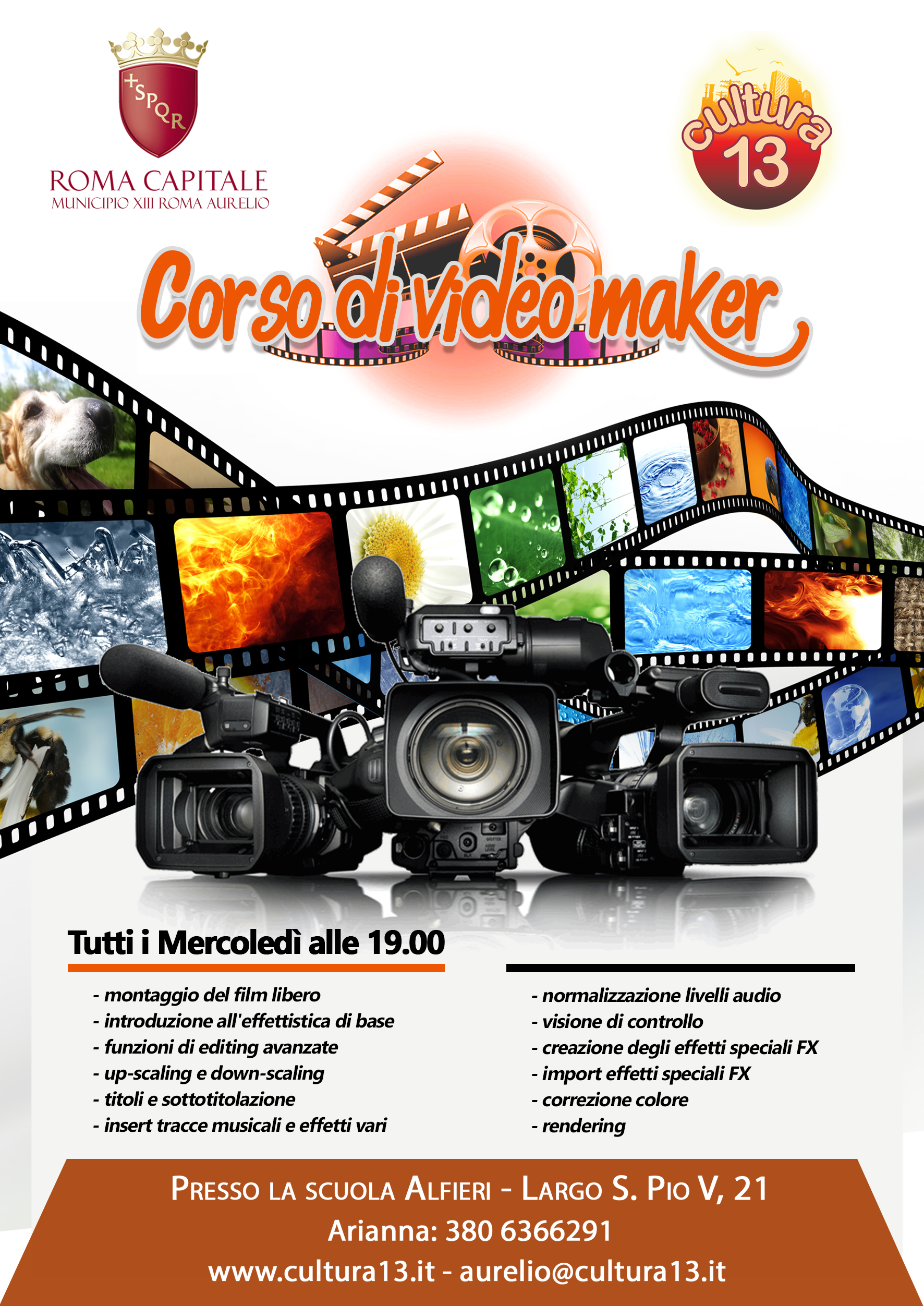 Corso Video Maker