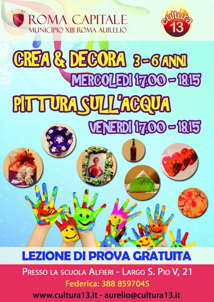 Crea & decora Aurelio-C13 14-15 A5
